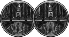 RIGID Industries 55008 7in. RND HL HEATED NON JK/2
