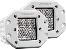 RIGID Industries 612513 D-Series PRO Diffused Light, Flush Mount