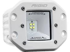 RIGID Industries 681623 White 2X2 115 Degree DC Scene Flush Mount