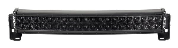 "RIGID Industries 882213BLK RDS-Series PRO 20""  Midnight Black Optic Spot Light"