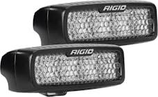 RIGID Industries 905513 SR-Q PRO Diffused LED Light, Surface Mount