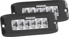 RIGID Industries 935313 SR-Q PRO Driving LED Light, Flush Mount