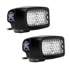 RIGID Industries 980003 SR-M Series PRO Diffused LED Back Up Light