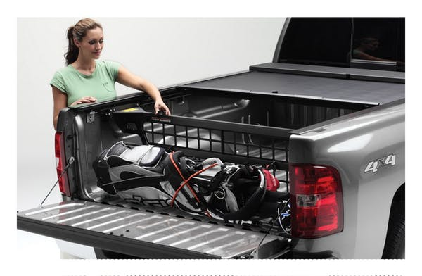 Roll-N-Lock CM102 Cargo Manager Rolling Truck Bed Divider