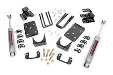 Rough Country 72330 Coil Spring Lowering Kit