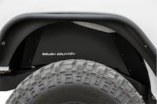 Rough Country 10500 Rear Steel Inner Fenders / Fender Liners
