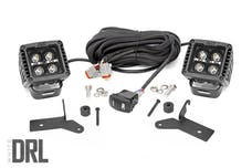 Rough Country 70052DRL LED Lower Windshield Kit