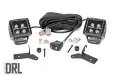 Rough Country 70052DRLA LED Lower Windshield Kit