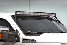 Rough Country 70516 54-inch Curved LED Light Bar Upper Windshield Mounting Brackets