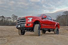 Rough Country F-F11511 Pocket Fender Flares w/ Rivets
