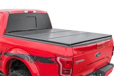 Rough Country 45509550 Hard Tri-Fold Tonneau Bed Cover (5.5-foot Bed)