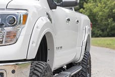 Rough Country F-N101700 Pocket Fender Flares w/ Rivets