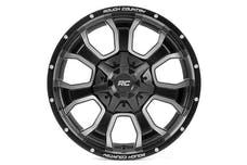 Rough Country 93209001 Wheels