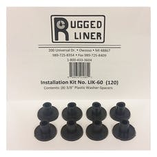 Rugged Liner LIK60 Tailgate Piece Install Kit