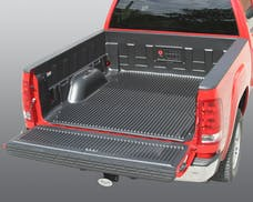 Rugged Liner D8OR06 Over Rail Bedliner