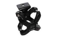 Rugged Ridge 11030.02 X-Clamp; Black; Pair; 2.25-3 Inches