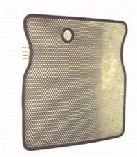 Rugged Ridge 11106.01 Radiator Bug Shield, Stainless Steel