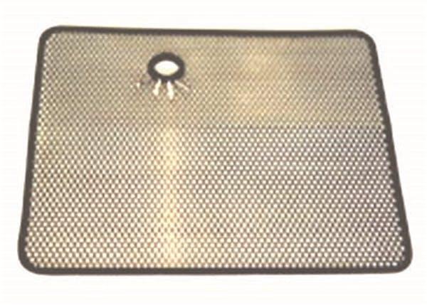 Rugged Ridge 11106.02 Radiator Bug Shield; Stainless Steel; 87-95 Jeep Wrangler YJ