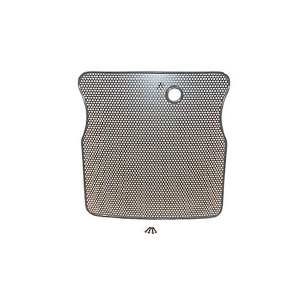 Rugged Ridge 11213.02 Radiator Bug Shield, Black