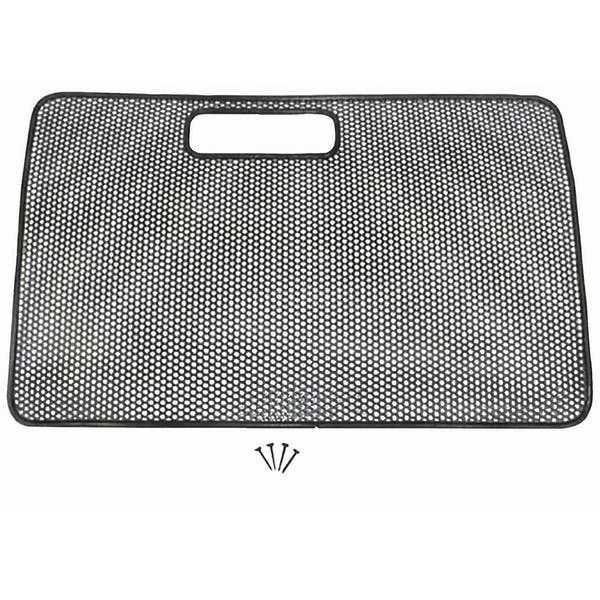 Rugged Ridge 11213.03 Radiator Bug Shield, Black