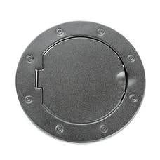 Rugged Ridge 11229.05 Non-Locking Gas Cap Door, Textured Black