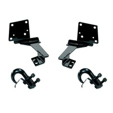 Rugged Ridge 11236.06 Tow Hooks, Front, Pair
