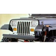 Rugged Ridge 11502.20 Rock Crawler Front Bumper; 76-06 Jeep CJ/Wrangler YJ/TJ