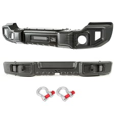 Rugged Ridge 11544.60 Spartacus Bumpers, Front & Rear