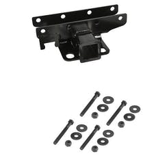 Rugged Ridge 11580.10 2-Inch Receiver Hitch