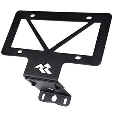 Rugged Ridge 11585.25 Spare Tire Tag Relocation Bracket, Rear