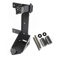 Rugged Ridge 11586.08 Off-Road Jack Mounting Bracket Kit; 07-17 Jeep Wrangler JK/JKU