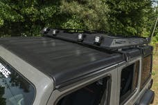 Rugged Ridge 11703.04 Roof Rack with Basket