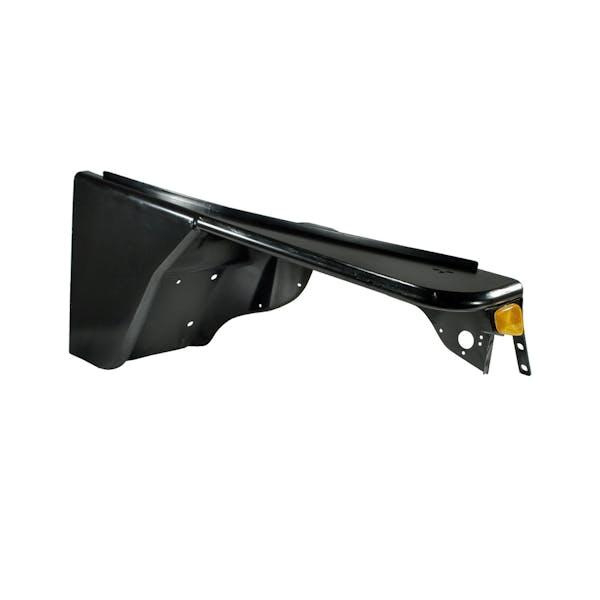 Rugged Ridge 12004.52 RRC Tubular Steel Flat Fender; Right; 97-06 Jeep Wrangler TJ