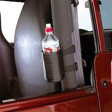 Rugged Ridge 12101.51 Sport Bar Drink Holder; Pair; 55-17 Jeep CJ/Wrangler YJ/TJ/JK
