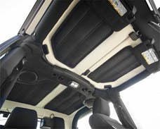 Rugged Ridge 12109.03 Hardtop Insulation Kit; 2-Door; 11-17 Jeep Wrangler JK