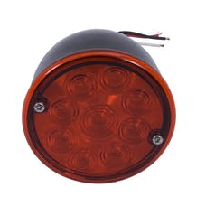 Rugged Ridge 12403.80 LED Tail Light Assembly; Right Side; 46-75 Willys/Jeep CJ Models