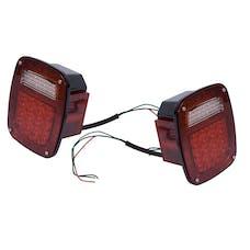 Rugged Ridge 12403.85 LED Tail Light Set