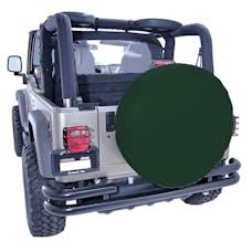 Rugged Ridge 12801.36 27-29 Inch Tire Cover; Khaki Diamond
