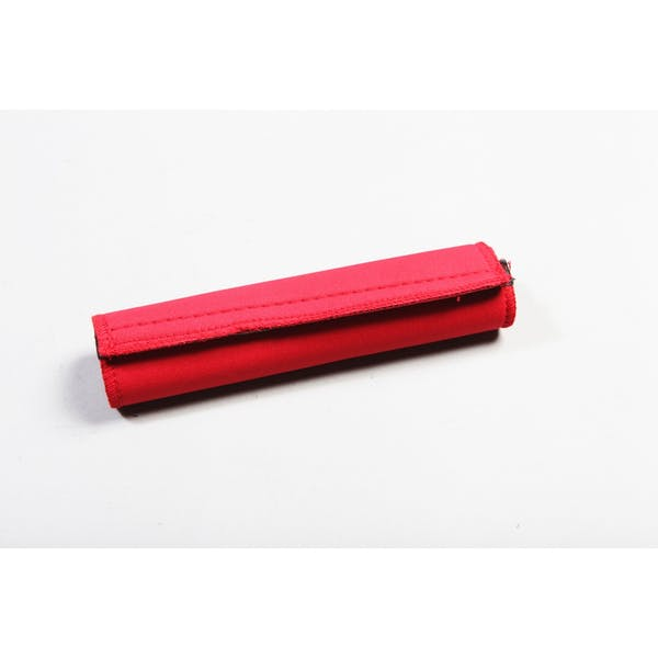 Rugged Ridge 13305.57 Grab Handle Kit; Red; 07-10 Jeep Wrangler JK