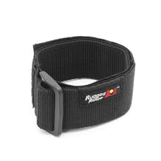 Rugged Ridge 13305.60 Offroad Jack Handle Retainer Strap; Black