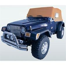 Rugged Ridge 13316.37 Cab Cover; Spice; 92-06 Jeep Wrangler YJ/TJ