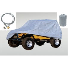 Rugged Ridge 13321.72 Full Car Cover Kit
