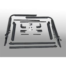 Rugged Ridge 13510.01 Factory Replacement Soft Top Hardware; 87-95 Jeep Wrangler YJ