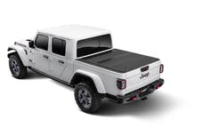 Rugged Ridge 13550.24 Armis Hard Folding With LINE-X Bed Cover