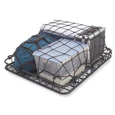 Rugged Ridge 13551.30 Universal Cargo Net; Rugged Ridge; Roof Rack Stretch Net