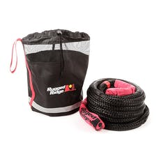 Rugged Ridge 15104.30 Kinetic Recovery Rope with Cinch Storage Bag