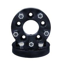 Rugged Ridge 15201.04 Wheel Adapters; 1.25 Inch; 5x4.5 to 5x5.5