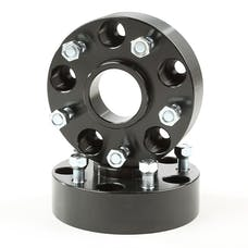 Rugged Ridge 15201.17 Wheel Spacers; 1.75-In; 05-17 Jeep Commander/Grand Cherokee/Wrangler