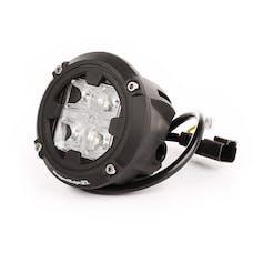 Rugged Ridge 15209.31 Round LED Light 3.5 inches; Combo High/Low Beam