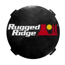 Rugged Ridge 15210.51 7 Inch Off Road Fog Light Cover; Pair